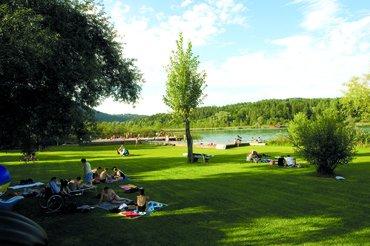 Unsere Anlage am Turnersee